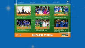 IP GRUPPO API - BICCHIERI D'ITALIA